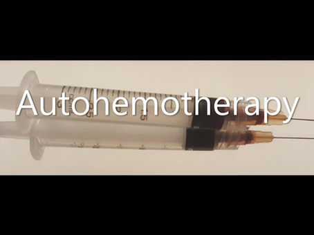 Autohemotherapy: A self-immunization therapy