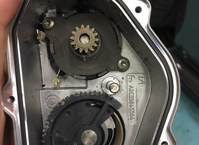 BMW E60 M5 エンジン DSC チェックランプ点灯 セーフティモード 診断 修理