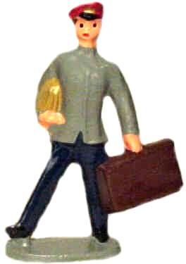 #1155 Baggage Clerk