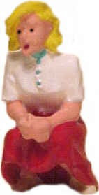 #1357 Mom Crouching