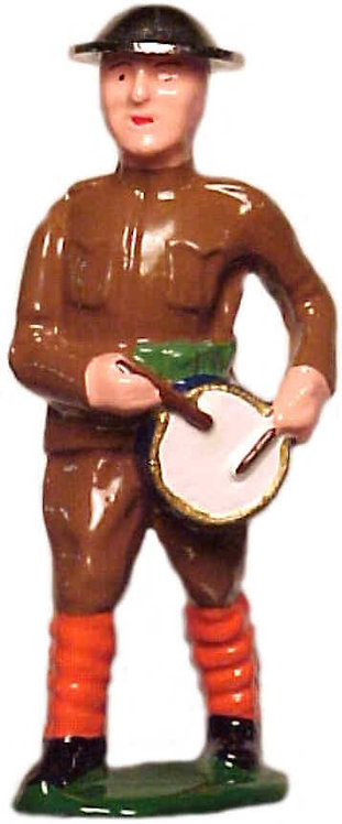 #710a - Drummer, Early Version