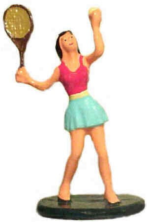 #1277 Tennis Lady