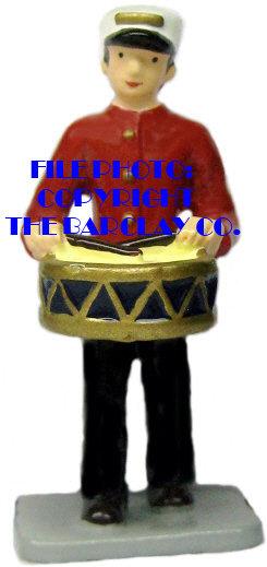 #1168 - Drummer, Drum at Front
