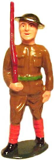 #704a - Soldier On Parade, Early Version