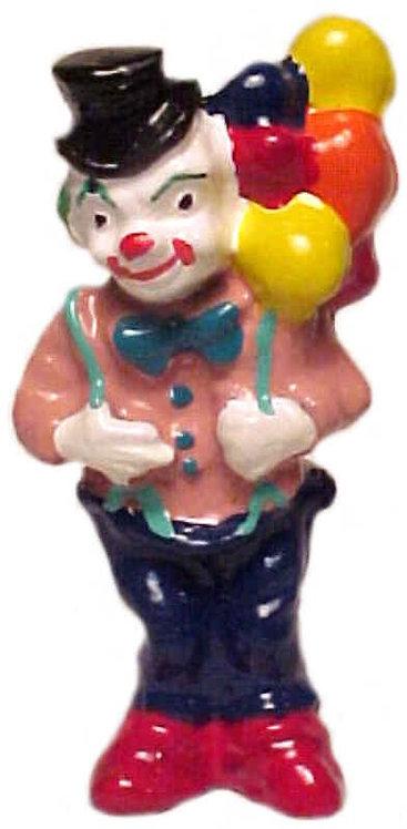 #1201 Clown w/ Balloons