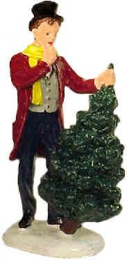 #4102 - Man Buying Tree