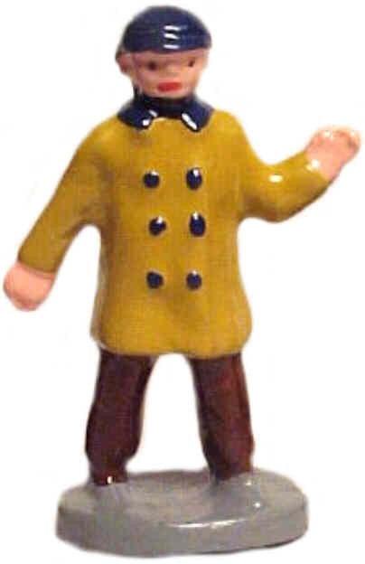#1172a Boy in Winter Coat