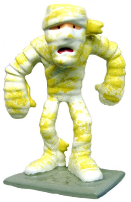 #238 - Halloween Monster Figure: Mummy