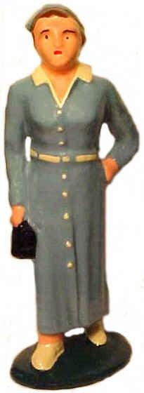 #744c - Navy Nurse