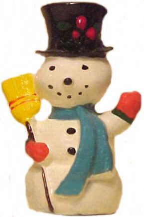 #1131 SNOW MAN