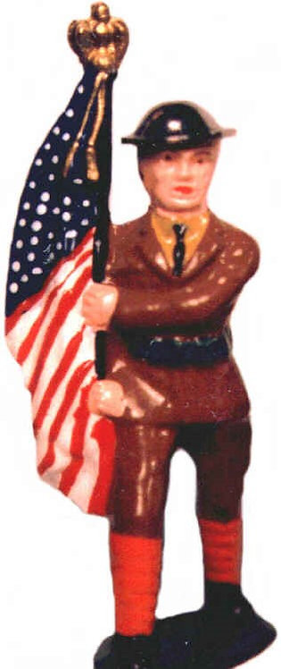 #701b - Flagbearer, Second Version