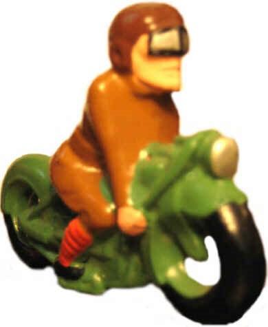 #609 - MOTORCYCLE DISPATCH ORIGIN: MANOIL