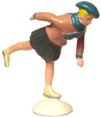 #436 - Figure Skater