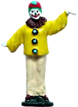 #1215 Clown Mime