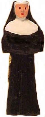 #1345 Thin Nun