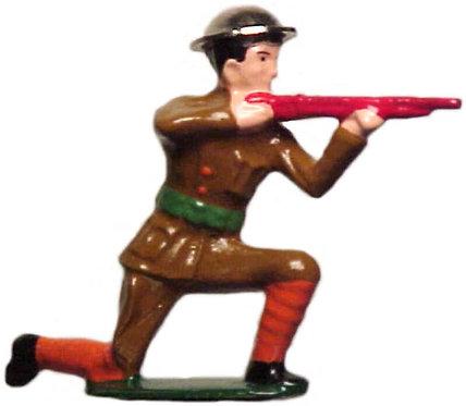 #703b - Sniper Kneeling, Second Version