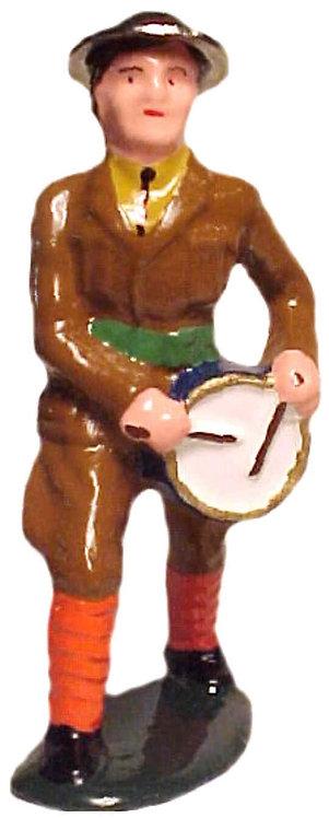 #710b - Drummer, Second Version