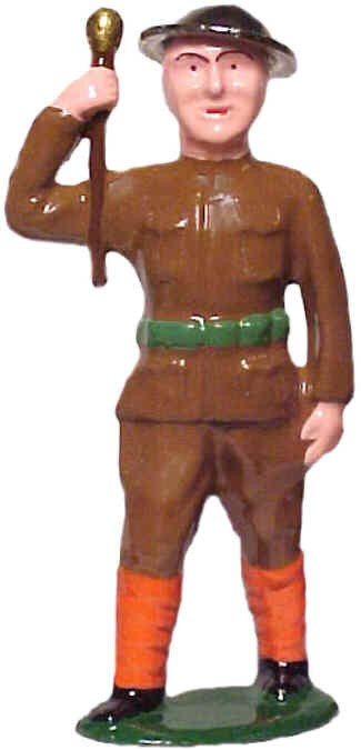 #711a - Drum Major, Early Version