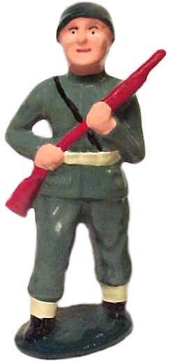 #726 - ITALIAN SOLDIER