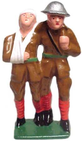 #793 - Doughboy Helping Buddy