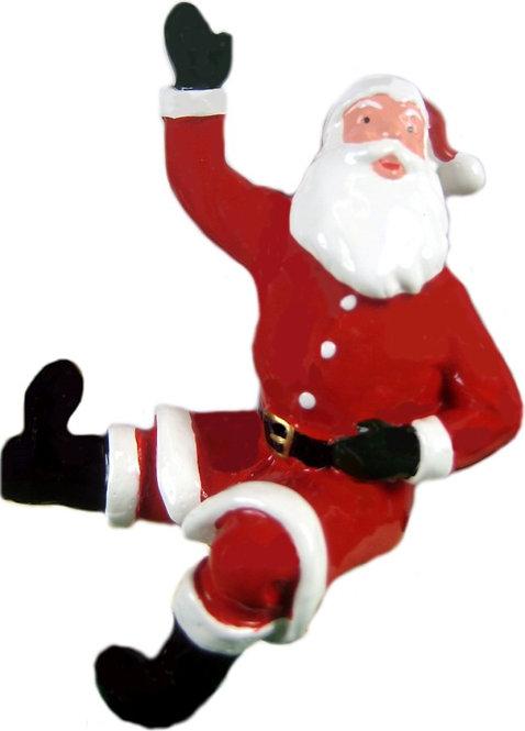 #4184 - Santa Waving