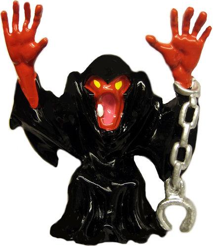 #235 - Halloween Monster Figure: Demonic Ghost