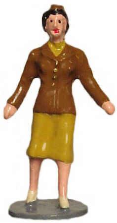 #1186 - USO Hostess