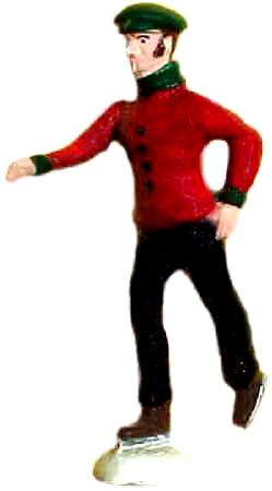 #438 - Man Skater, Straight Arm