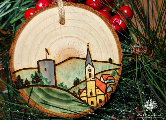 Hohenfels Ornament