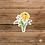 Thumbnail: Sticker/Decal - Floral Bouquet