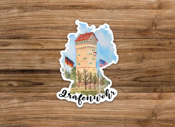 Sticker/Decal - Grafenwohr