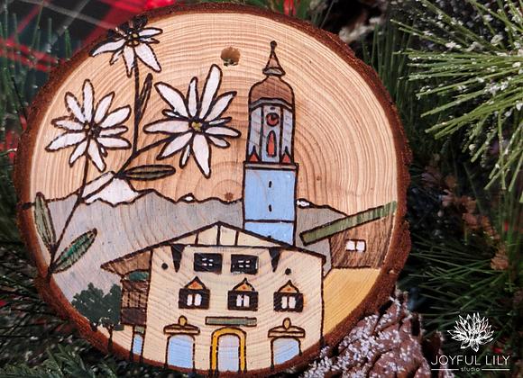 Garmisch Ornament