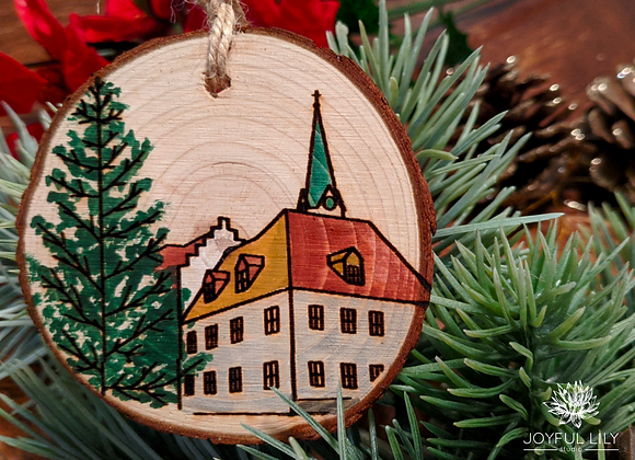 Erbendorf City Ornament
