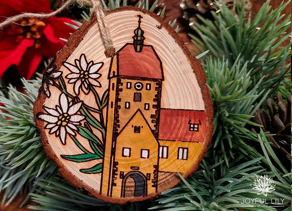 Vilseck Tower Ornament
