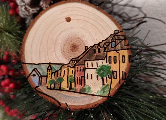 Eschenbach Ornament