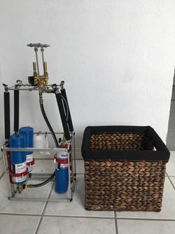 Burner System And Basket