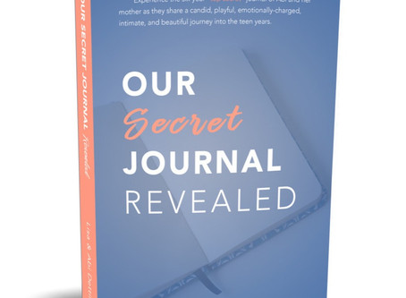 A Mother-Daughter Secret Journal!