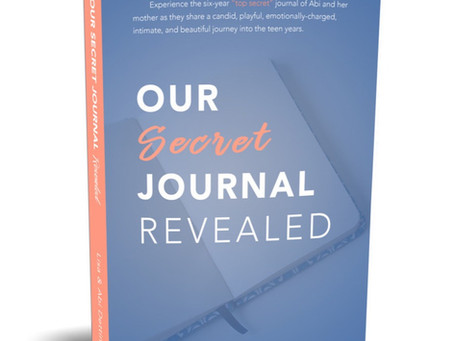 A Mother-Daughter Secret Journal!