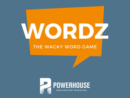 WORD-Z the wacky word game!