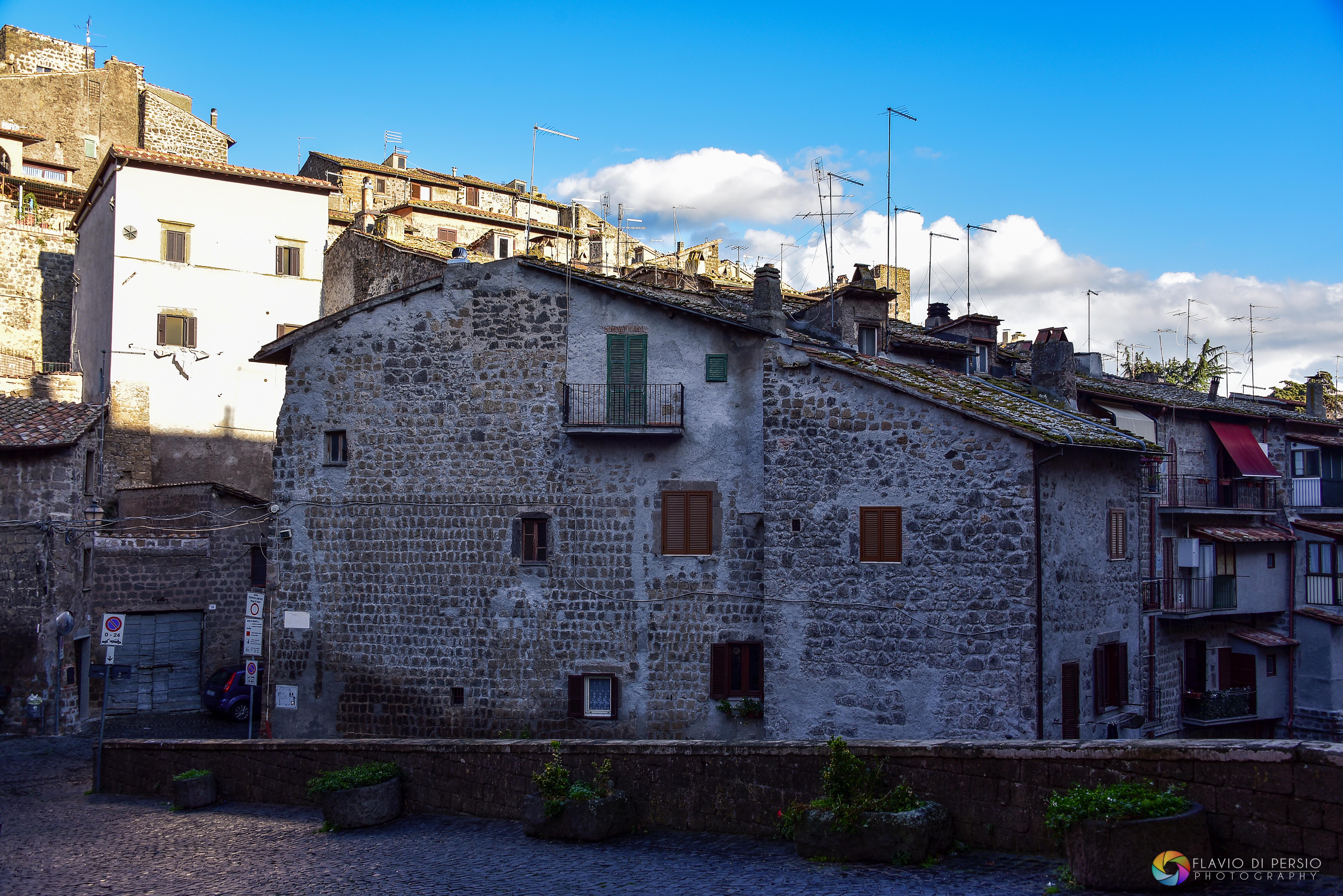 centro storico di Ronciglione
