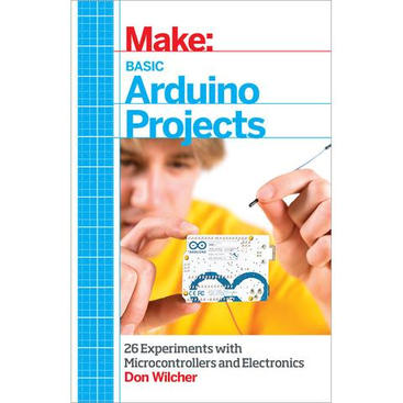 BOOK: Arduino Projects