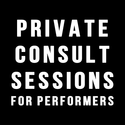 Performer Consult Session