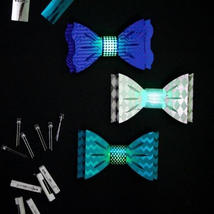KIT: LED Bow Ties
