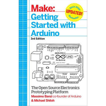 BOOK: Getting Started with Arduino