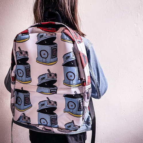 Mario's Bots Backpack