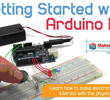 KIT: Getting Started with Arduino