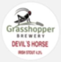 Devil's Horse  pump clip
