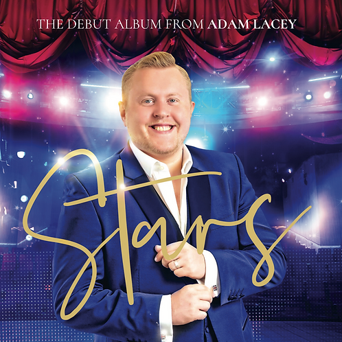 Stars - Adam Lacey (Hard Copy)
