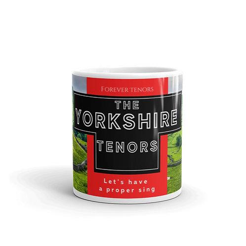 Yorkshire Tenors Ceramic Mug