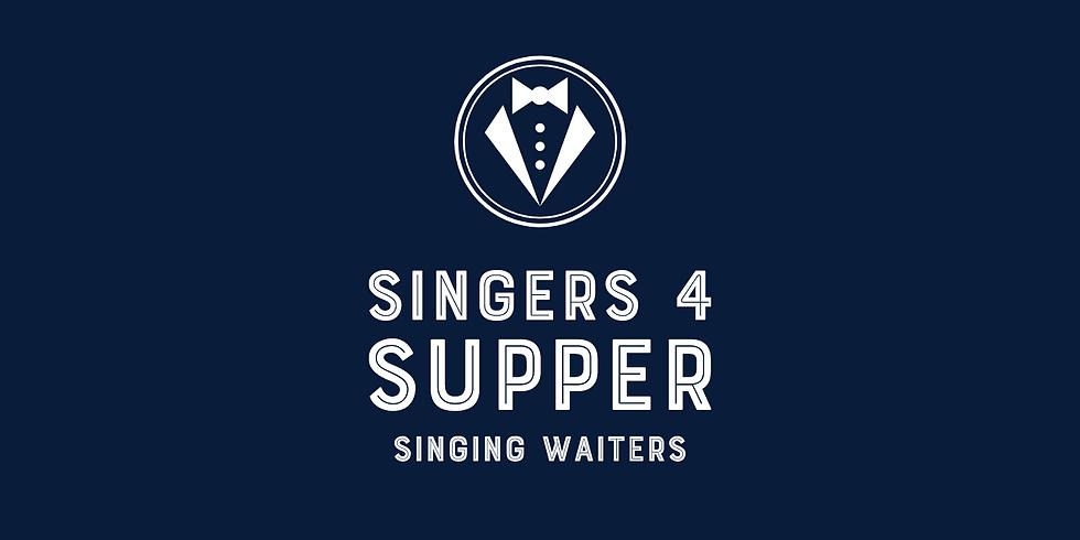 Singers 4 Supper (Singing Waiters)